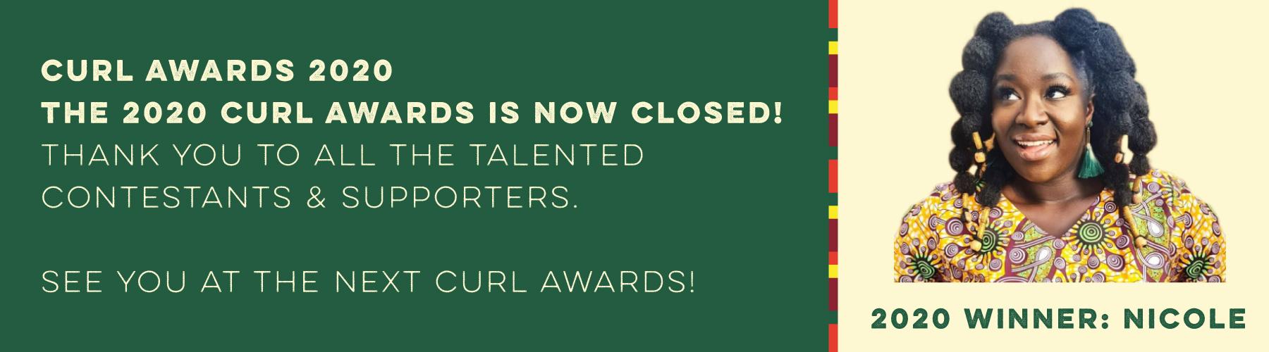 Curl Awards 2020